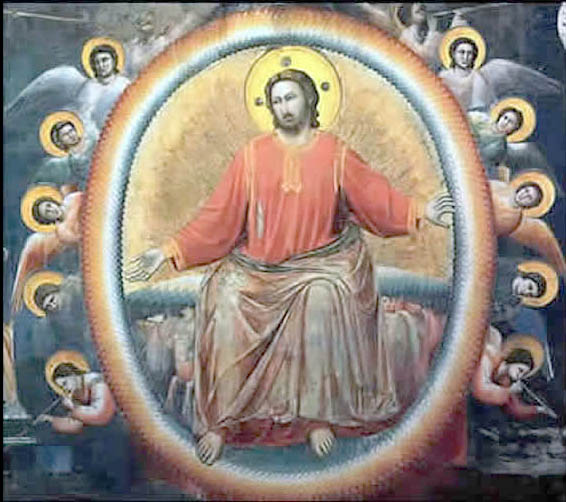 Image result for giotto jesus